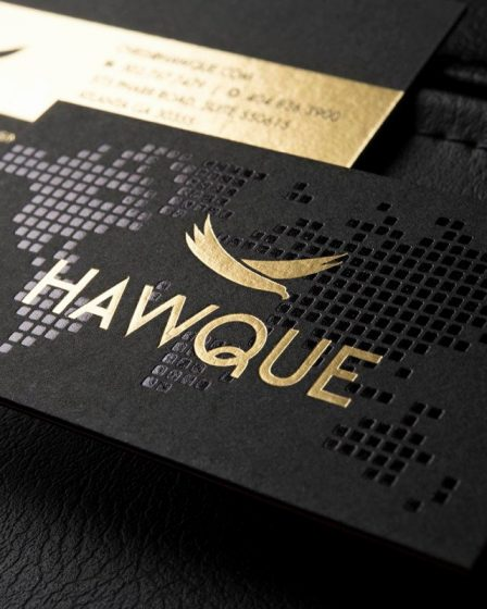 Awesome Best Custom Business Card Design