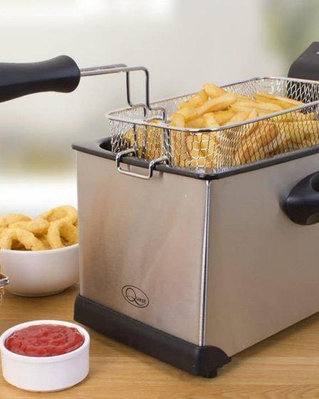 cheap deep fat fryer