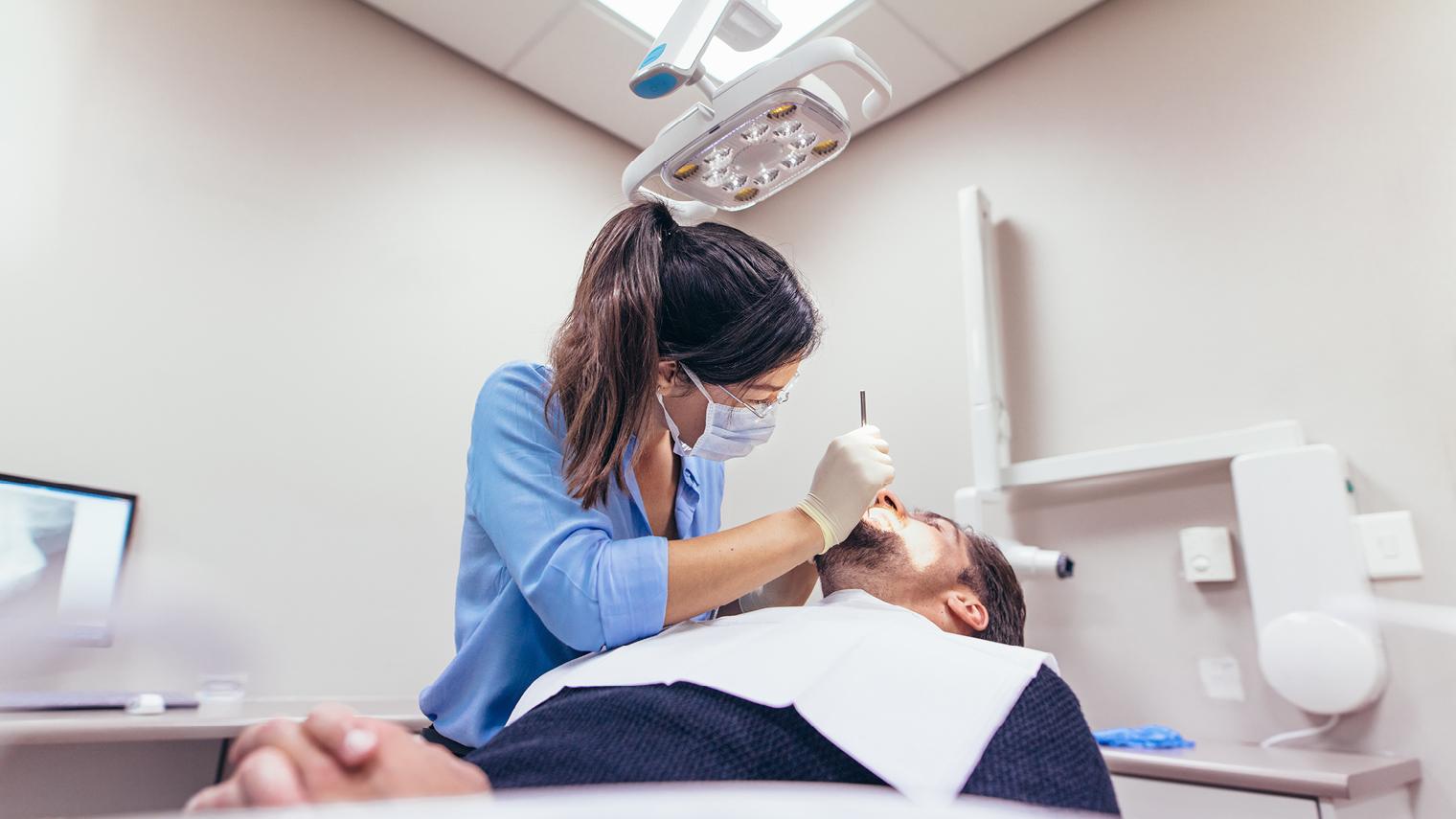 daily dental care