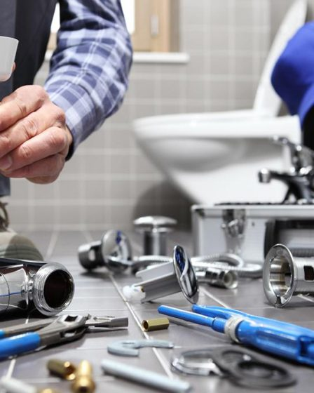 types of plumbing services