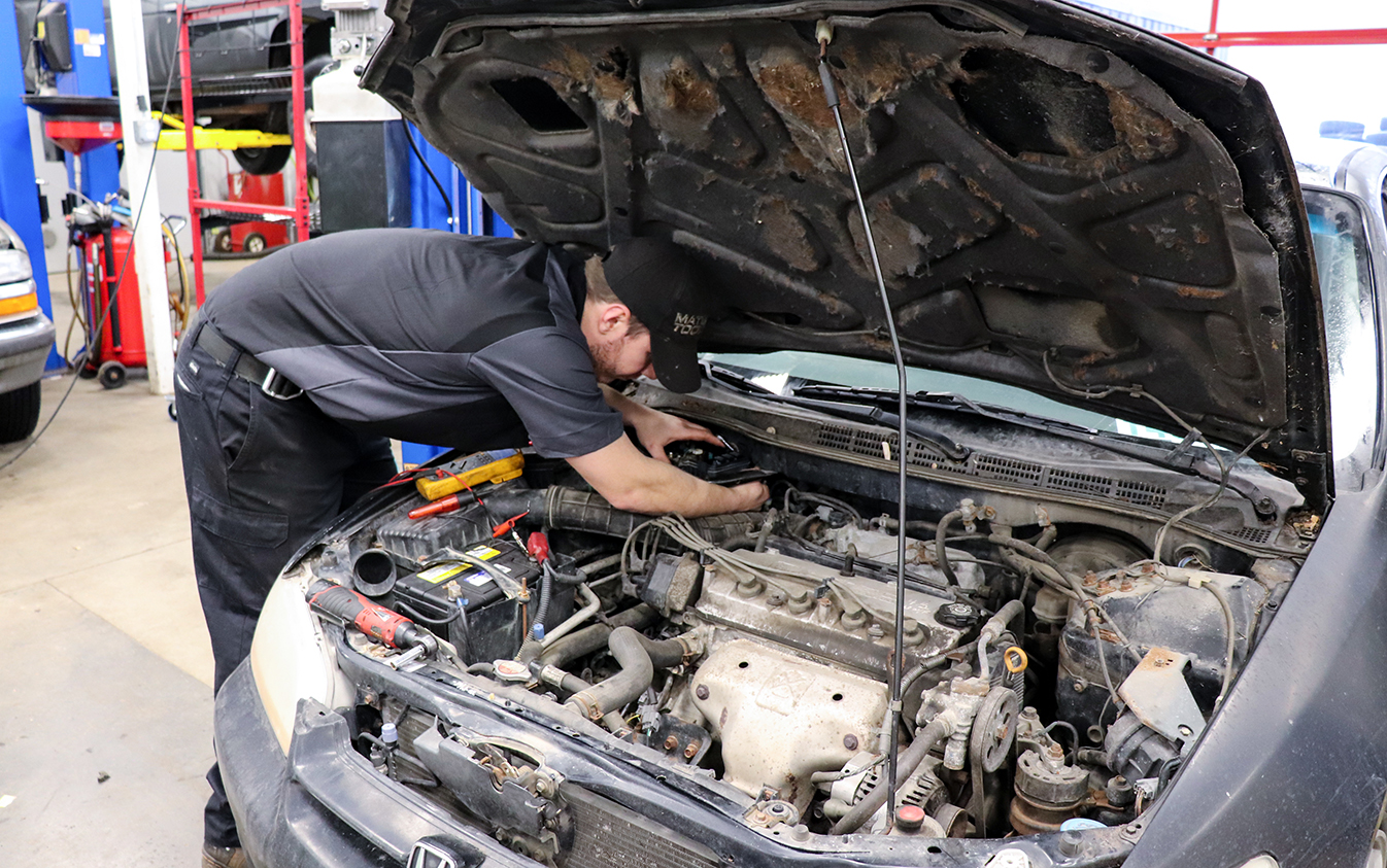oil changes near me