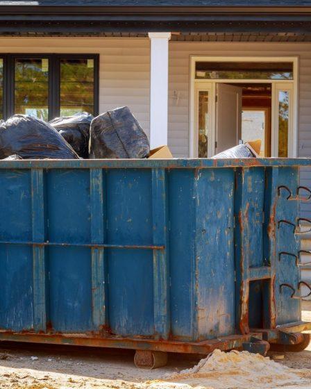 rollaway dumpster rental near me