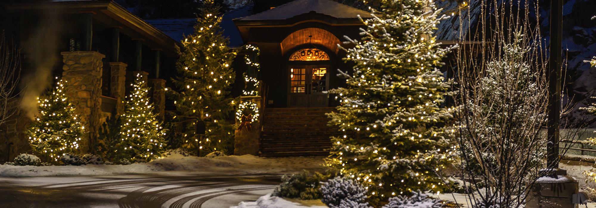 christmas lights, etc