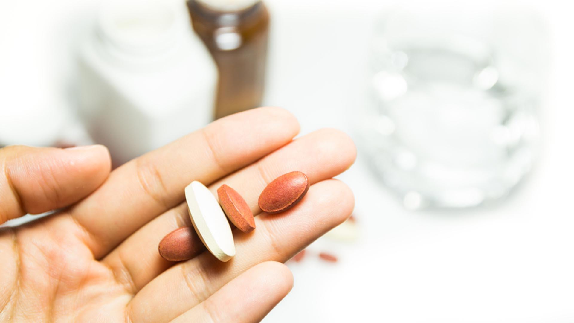 vitamin supplements list