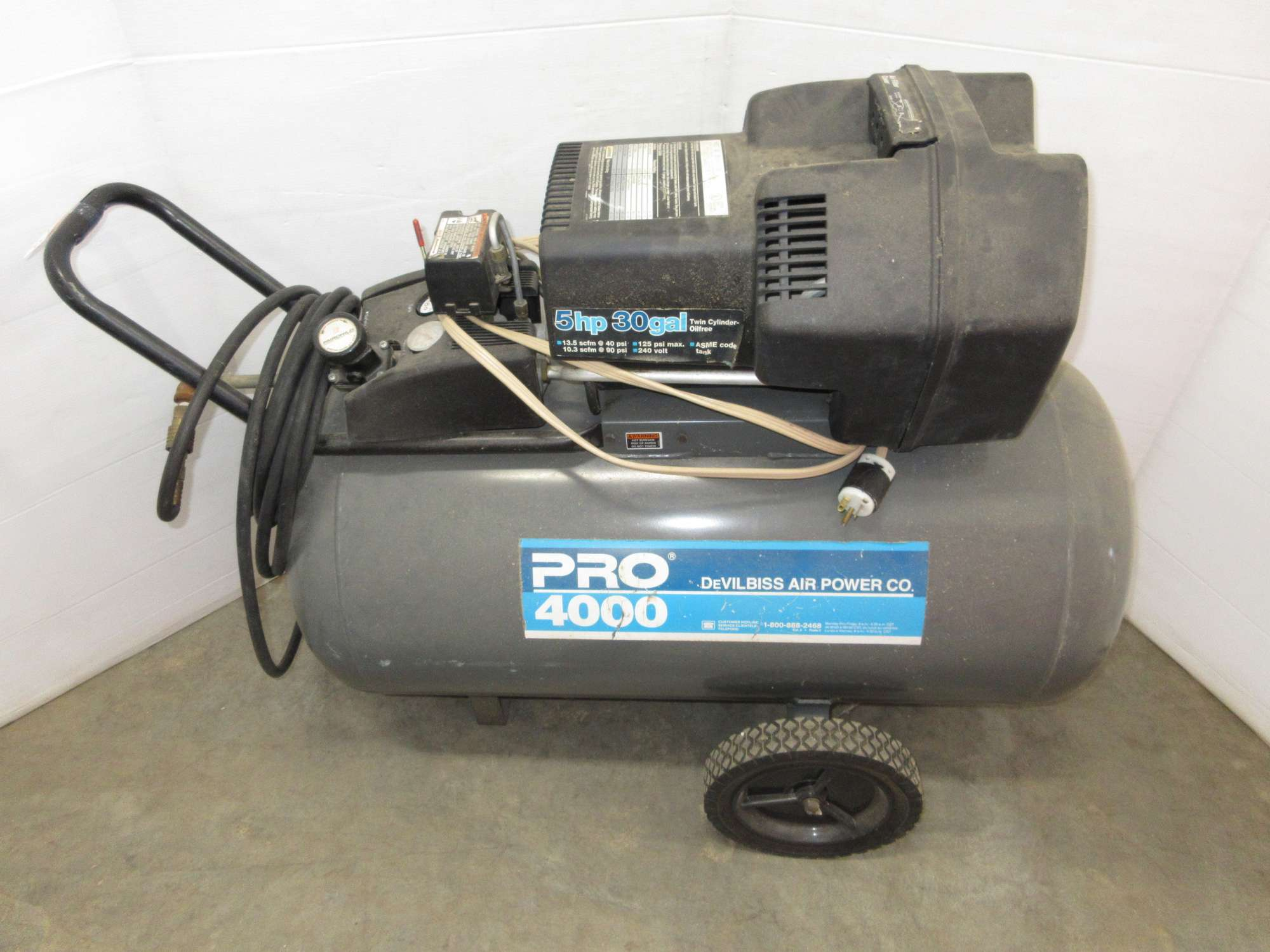 harbor freight air compressor 60 gallon